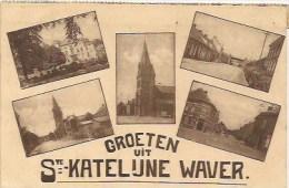 SINT-KATELIJNE-WAVER: groeten uit