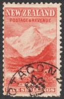 Ultimo Valore Della Serie Del 1899 N. 93 - Usato : Annullo Nitido - 1855-1907 Crown Colony