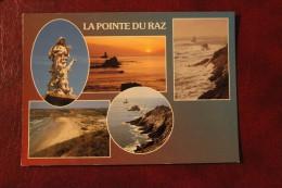 CPM 29 *LA POINTE DE RAZ  MULTIVUE - La Pointe Du Raz