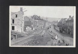 Carte Postale Montmedy 1915 - Lorraine