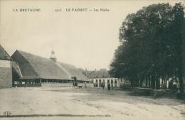 56 LE FAOUET / Les Halles / - Faouët