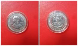 FILIPINAS 1 PESO PLATA  1961   JOSE RIZAL    26.79g EBC - Filipinas