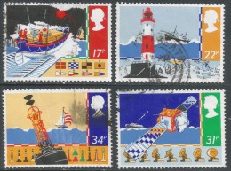 Great Britain. 1985 Safety At Sea. Used Complete Set. SG 1286-1289 - 1952-.... (Elizabeth II)