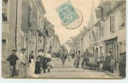 L'ILE BOUCHARD - Rue Gambetta - L'Île-Bouchard