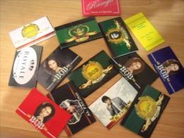 14 Papiers à Cigarettes Neufs. Royale,Bob,El-Pacino,Ramya,Massa,Namira,Guevarra,Kenza - Cigarettes - Accessoires