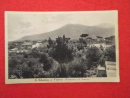 S. Sebastiano Al Vesuvio Scorcio Verso Il Vesuvio Ed. Caruso Napoli - Other Cities