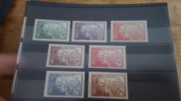 LOT 286397 TIMBRE DE COLONIE MADAGASCAR  NEUF** N�199 A 205