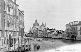 CPA VENISE - EGLISE DELLA SALUTA - Venezia (Venice)