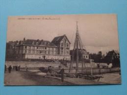 Hôtel De La Mer () Anno 19?? ( Voir/zie Foto Voor Details ) !! - Carteret