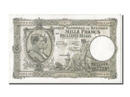 Belgique, 200 Belgas / 1000 Francs Type National Vert - [ 2] 1831-... : Koninkrijk België