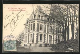 CPA Evreux, Le Chàteau De La Musee - Evreux