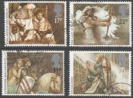 Great Britain. 1985 Arthurian Legends. Used Complete Set. SG 1294-1297 - 1952-.... (Elizabeth II)