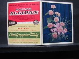 Calendrier. 5. Baume Algipan 1960 - Calendriers