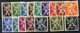 Albert En Casquette, 317 / 324, Cote 21 €, - 1931-1934 Képi