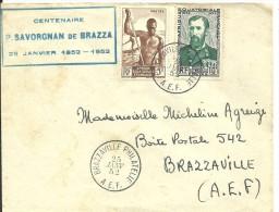 CARTA  1952 - Cartas