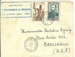 CARTA  1952 - A.E.F. (1936-1958)