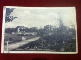 AK Ostseebad Brunshaupten Hindenburgplatz 1935 - Germania