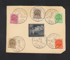 Hungary Fragment Magyar Piaristik 1942 - Ungarn