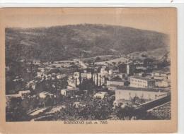 NUORO-SORGONO     -veduta 1900 - Nuoro