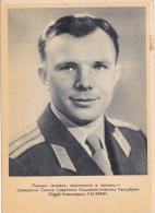 Russia - Yuri Alekseevich Gagarin - Aviatori