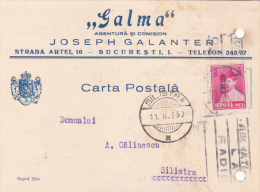 Romania - Bucuresti - Salma - Joseph Galanter - Roumanie