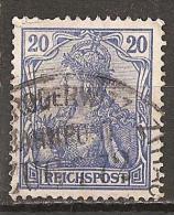 Deutsches Reich 1900 - Michel 57 Gest. - Germany