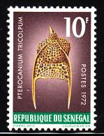 Senegal MNH Scott #376 10fr Pterocanium Tricolpum - Sénégal (1960-...)