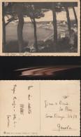 2969) CELLE LIGURE PUNTO PITTORESCO VIAGGIATA INTORNO AL 1940 FORMATO GRANDE - Savona