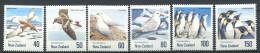 152 NOUVELLE ZELANDE 1990 - Polaire Oiseau De La Terre De Ross (Yvert 1088/93) Neuf ** (MNH) Sans Charniere - Neufs
