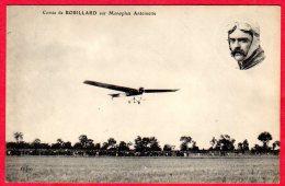 Comte De ROBILLARD Sur Monoplan Antionette - Aviadores