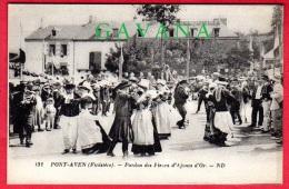 29 PONT-AVEN - Pardon Des Fleurs D'Ajoncs D'Or - Pont Aven