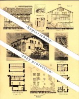 Photographien / Ansichten , 1935 , Raron / Rarogne , Prospekt , Architektur , Fotos !!! - VS Valais