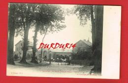 Oise - NOYON - La Gare Prise Du Cours  ...( Cpa Précurseur ) - Noyon