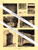 Photographien / Ansichten , 1935 , Sierre / Siders , Prospekt , Architektur , Fotos !!! - VS Valais