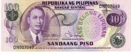 Philippines P.164b 100 Piso 1978  Unc - Philippines