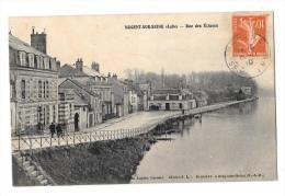 (6842-10) Nogent Sur Seine - Rue Des Ecluses - Nogent-sur-Seine