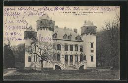 CPA Marmanhac, Chateau De Sedaiges - Frankrijk