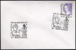 Italia Italy (2015) Annullo Speciale/special Postmark: San Mauro Pascoli; Centenario Prima Guerra Mondiale - World War I - Guerre Mondiale (Première)