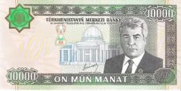 Turkmenistan - Pick 15 - 10.000 Manat 2003 - Unc - Turkménistan