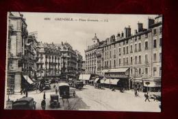 GRENOBLE - Place Grenette - Grenoble