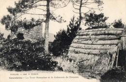CAVALAIRE --La Tour Romaine Et Le Cabanon De Douane - Cavalaire-sur-Mer