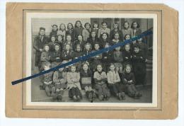 Photo De Classe , école - Souvenir Scolaire Lille - Pasteur - Année 1945 - 1946 - Photos