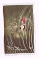 Chaperon Rouge / Je Vais Porter à Ma Grand` Mère - Un Bon Pàté Qu` Elle Préfère / 1915 - Silhouettes