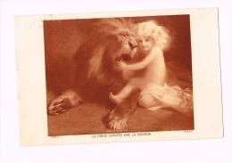 La Force Domptée Par La Douceur - Styka 1926 - Silhouettes