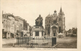 27 LE NEUBOURG La Place Dupont - Le Neubourg