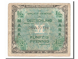 Allemagne, 1/2 Mark Type 1944 - Autres