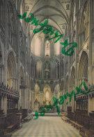 Bayeux, Cathedrale, Chorraum, Um 1970 - Kirchen U. Kathedralen