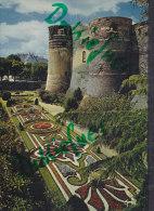 Angers(Maine-et-Loire), Château Et Jardins, Um 1970 - Schlösser