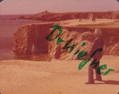 Pointe Du Raz, Mit Felstor, Um 1970 - Orte