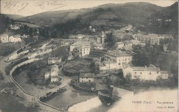 VABRE (Tarn)  - Vue Générale - Vabre